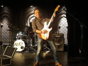 Willem op gitaar; een nieuwe carrière?